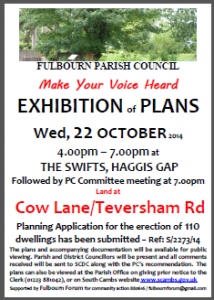 Exhibition Plans wed 22nd October