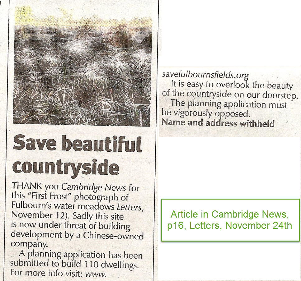 Cambridge News 2014-11-24